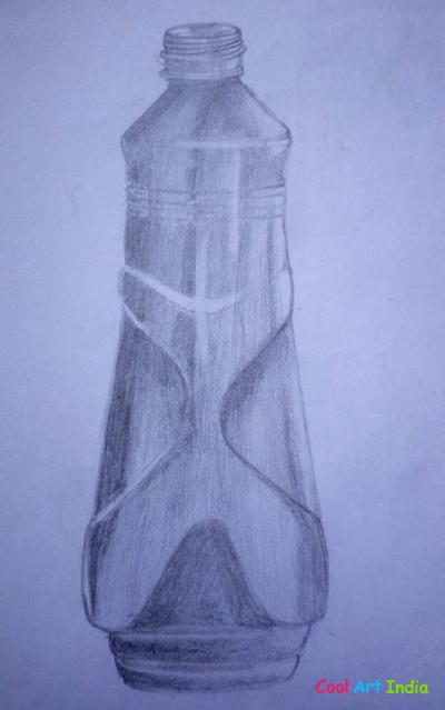 Bottle drawing