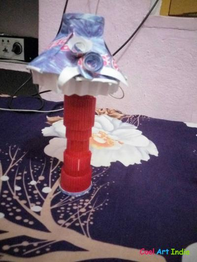 Craft Table Lamp