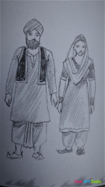 cloth tradition of Punjab