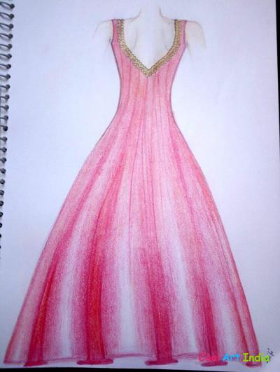 Grown Ladies Dress