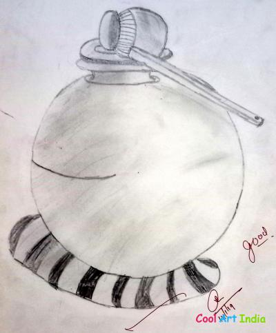 Pot Drawing