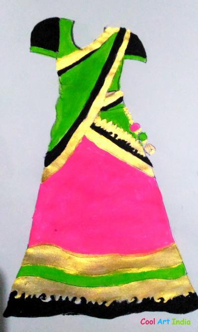 Lehenga Dress