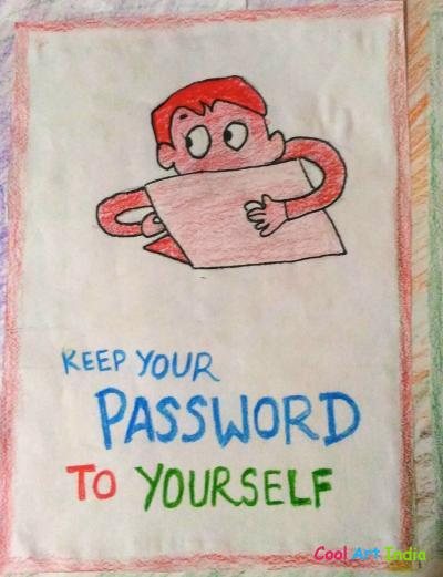 Keep your password safe